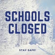 schools snow