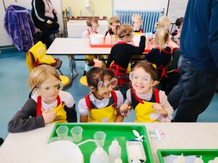 STEM is for everyone at Abbeyhill!